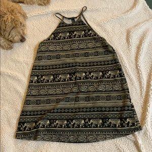 Forever 21 Elephant Dress